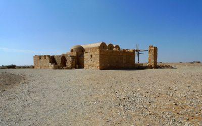 Les châteaux du désert